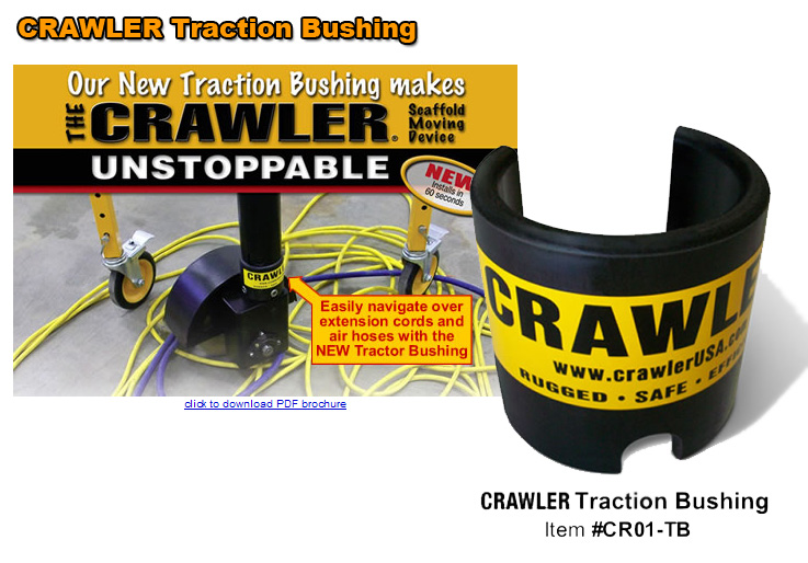 Crawler Traction Bushing